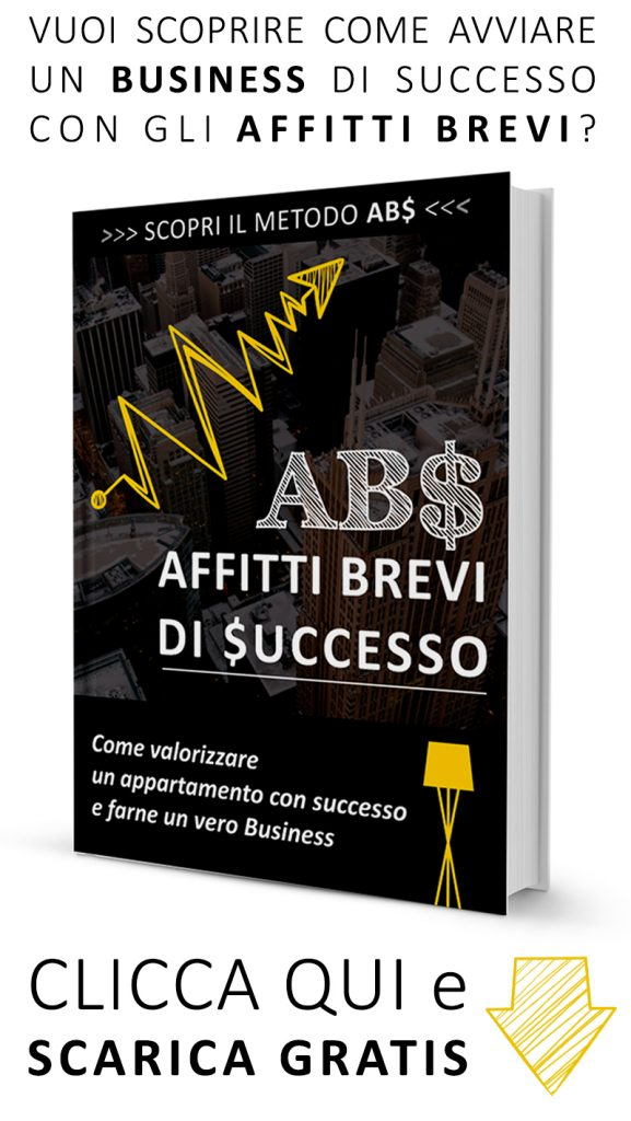 REPORT GRATUITO DOWNLOAD AFFITTI BREVI DI SUCCESSO
